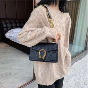 Handbags - European Retro Fashion Shoulder Bag(BG080)